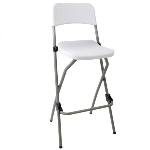 2 x Sparrow Folding High Bar Stool
