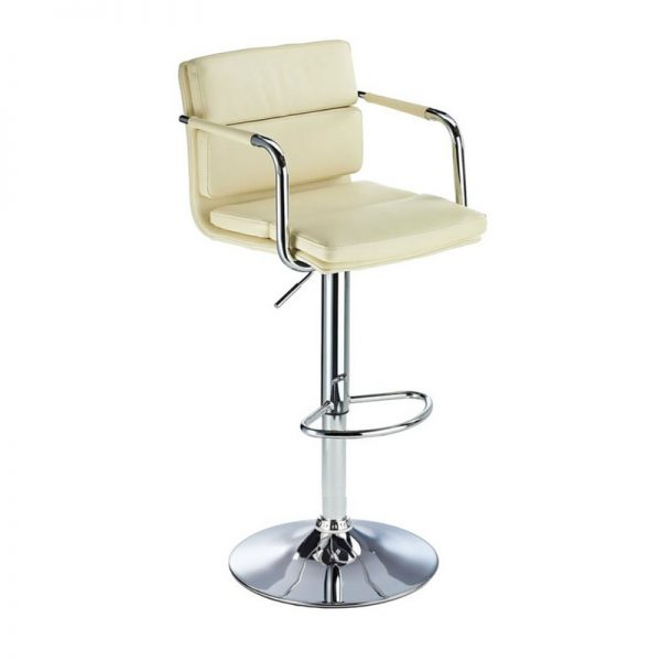 Primosy Breakfast Bar Stool - Cream