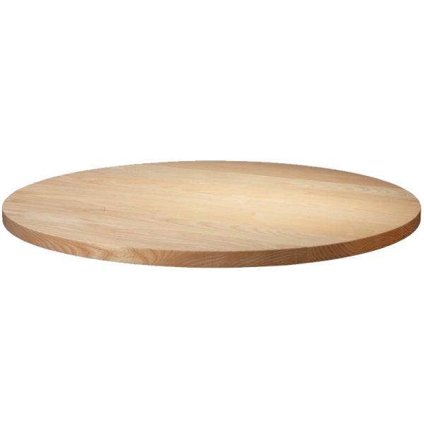 Solant Solid Wood Table Top - Ash
