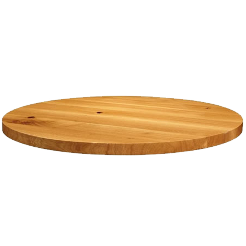 Solant Solid Wood Table Top - Oak