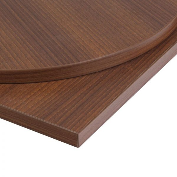 Taybon Commercial Light Weight Table Top - Walnut