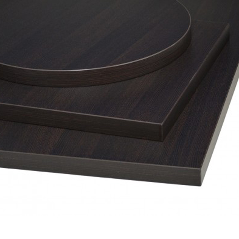 Taybon Commercial Light Weight Table Top - Wenge