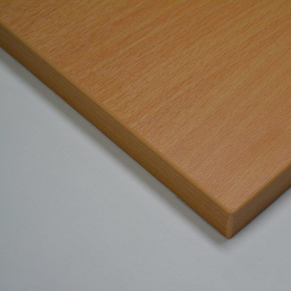 Taybon Melamine Table Top - Beech