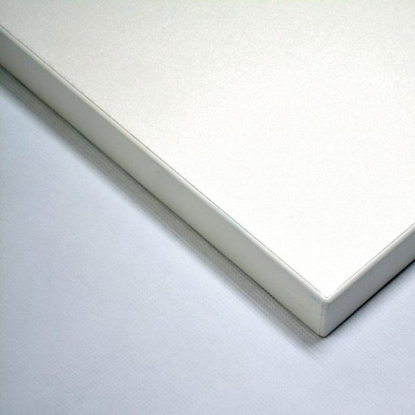 Taybon Melamine Table Top - White