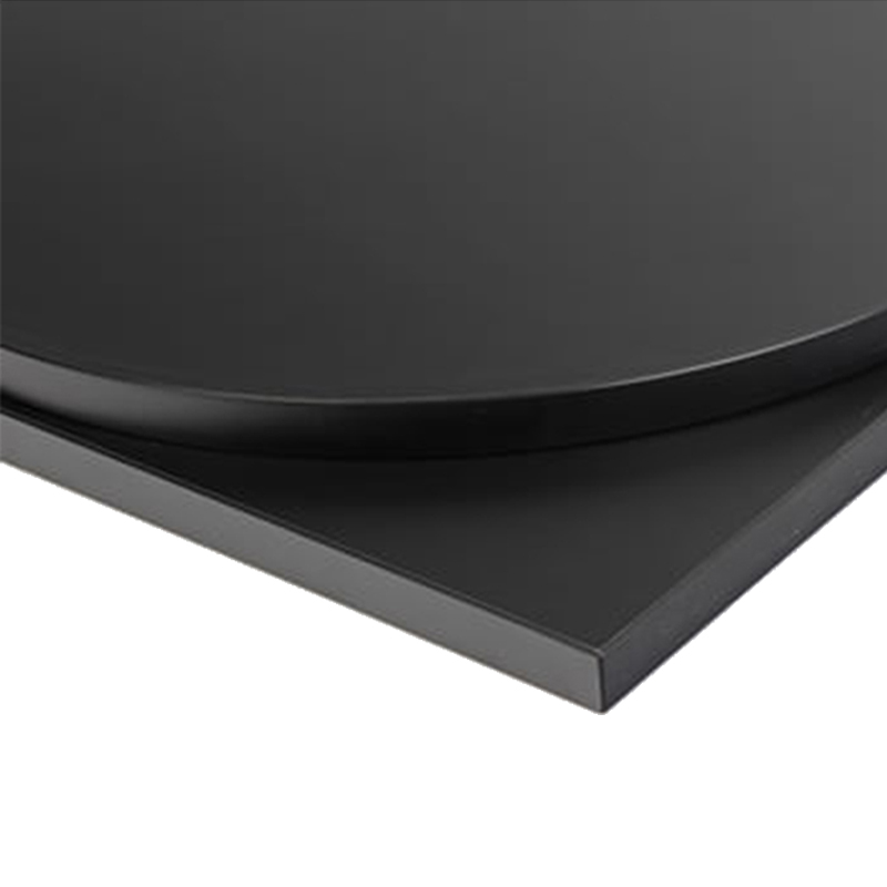 Taybon Laminate Table Top - Black