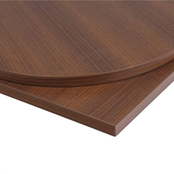 Taybon Laminate Table Top - Walnut