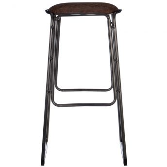 Awe Inspiring 4 X Bolton Fixed Height Faux Leather Wooden Bar Stool Short Links Chair Design For Home Short Linksinfo